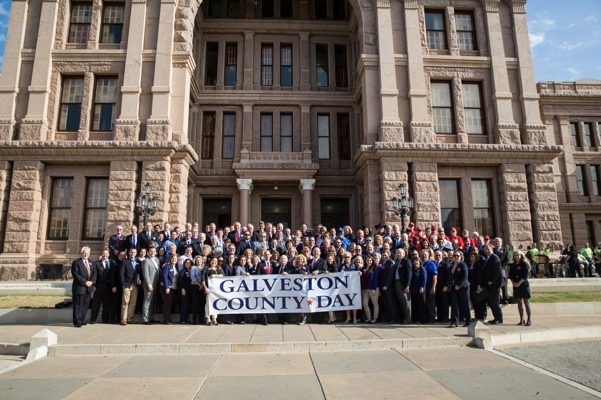 Galveston County Day at the Capitol
